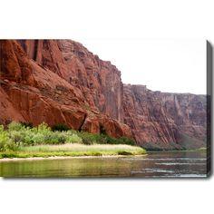 YGC 'Colorado River and the Canyon' Art