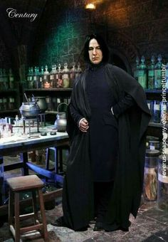 Our dear Severus