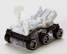 Hot Wheels' Mars Science Labratory Coming Your Way Soon