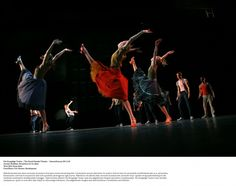 """""""West Side Story Suite"""" by Jerome Robbins with New York City Ballet, April 3, 2012, at The Kennedy Center, Washington, D.C."""