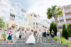 A Charleston Wedding at Wild Dunes Resort {Morgan Trinker Photography}