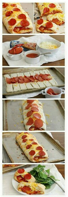 Great for a quick fancy-ish meal