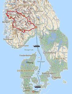 Onze rondreis door Noorwegen met kinderen: dag 9 tot 13 - Leuke wereld