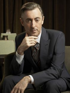 The Good Wife - I'm missing Will, but I'm also crazy about Eli (Alan Cumming).