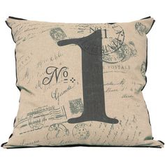 I pinned this Gironde Pillow from the Import Collection event at Joss and Main!