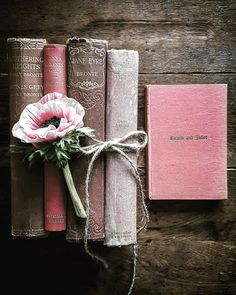 books to read Old Books, Vintage Books, Photos Amoureux, Emily Brontë, Book Flowers, Book Aesthetic, Jane Eyre, Book Nooks, Photo Instagram