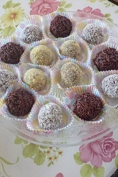 Mini Cupcakes, Truffles, Chocolates, Recipies, Cookies, Desserts, Food, Bakken, Recipes