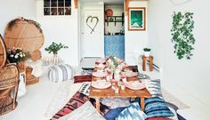 No Dining Room, No Problem: How To Host a Dinner Party in a Small Space