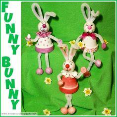 Funny Bunny (Kids Craft)