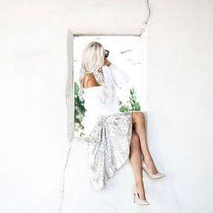Η girly πλευρά του στυλ σε 10 μοναδικά look | μοδα , street style | ELLE