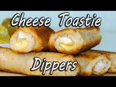 Cook Up An Easy, Delicious Snack Using Just Bread And Cheese