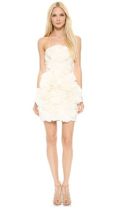 Marchesa Peony Wedding Dress   Get paid up to 9.2% Cashback when you shop at SHOPBOP with your DubLi membership. Not a member? Sign up for FREE at www.downrightdealz.net