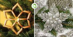 Decorare l'albero di Natale con la pasta! 20 idee + Video tutorial Decorare l'albero di Natale con la pasta. Ecco per voi oggi 20 idee creative per realizzare degli addobbi natalizi per il vostro albero! Le idee n° 4, 11, 16, 20 sono dei video tutorial...