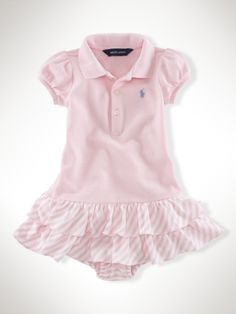 Ralph Lauren. you know my hubby will have our daughter/s wearing this!