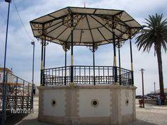 Reanimar os Coretos em Portugal: Nazaré