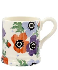 FINE CHINA 8CM CREAMER SPRIG DESIGNED BY DEE HARDWICKE FREE UK POSTAGE Cooking & Dining