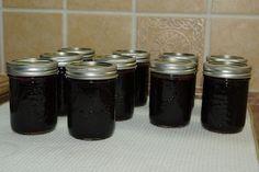 Mennonite Girls Can Cook: Blackberry Jam