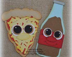 Junk Food To Avoid Junk Food Pizza Soda Shopkins Premade Scrapbooking Embellishment Paper Piecing - Foam Crafts, Diy Crafts, Crafts For Kids, Arts And Crafts, Healthy Kids, Stay Healthy, Healthy Living, Spring Activities, Treasure Boxes