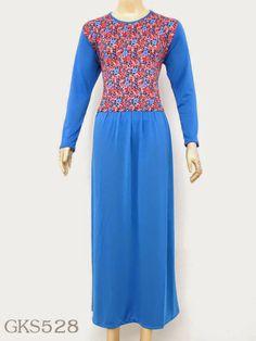 Grosir Gamis Muslim   Busana Gamis Muslim   Gamis Muslim Online: Gamis Kaos Spandek
