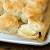 Buttermilk Biscuits. -- These are close to perfect!