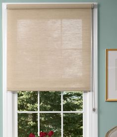 More subtle option - Premium Jute Shade Roller Shade