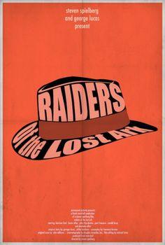 Raiders of the Lost Ark by Tom Bernard