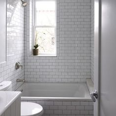 Brick Tiles On Pinterest White Tiles Subway And Tile