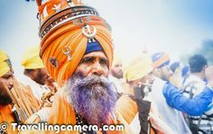Hola Mohalla 2014 - A unique celebration on the day of Holi Festival