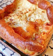 Paleo Yorkshire Pudding  paleocupboard.com