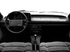 1979 Audi 200 5T - Car Interiors