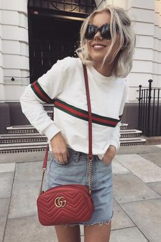 Gucci girl style