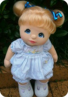 The My Child Doll --- I had this same exact one!!!! I loved that doll... she was definitely my favorite!!!