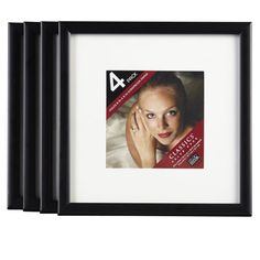 <div>Perfect for framing photos, artwork and even embellished scrapbook paper! This multi-pack o...