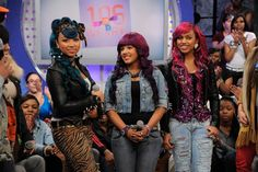 Tiny and Ti Daughter OMG Girlz   The OMG Girlz is an Atlanta based trio, that was guided by former ...