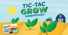 I've got a green thumb. How about you? Play #CulversTicTacGrow now for your chance to win $500 in Culver's Gift Cards, plus great daily prizes!