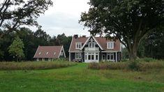 Houten Landhuis Lochem | Achtergevel