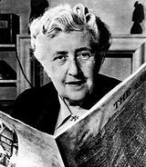 Agatha Christie, One of the best-selling authors of all time (second to William Shakespeare). British author of mystery and detective novels. Best known for her Hercule Poirot and Miss Marple series. Vanessa Redgrave, Miss Marple, Hercule Poirot, Book Writer, Book Authors, Story Writer, Journal Photo, Stieg Larsson, Today In History