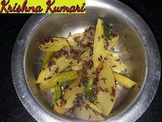 Raw Mango Masala