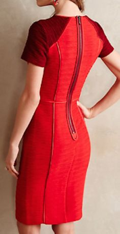gorgeous pencil dress http://rstyle.me/n/qirzapdpe