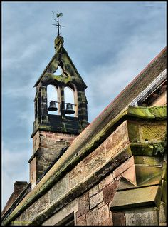 The bells on St Helenas Church in West Leake.