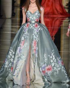 Zuhair Murad Spring 2016 Haute Couture
