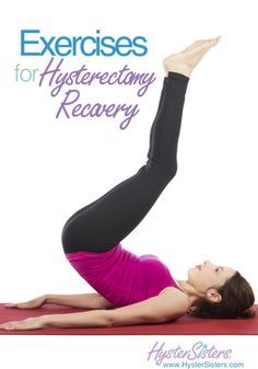 Fitness and Wellness after hysterectomy