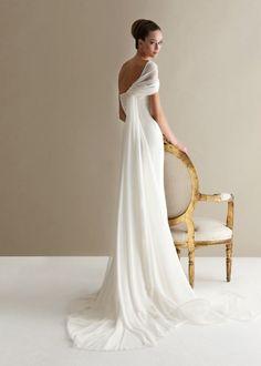Elegant Antonio Riva wedding dress