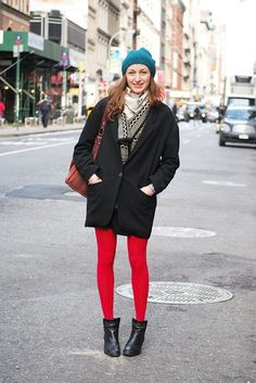 Street Style: Renee would never wear Uggs or Crocs
