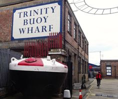 Trinity Buoy Wharf - lots of art and interest in a fascinating spot — Life at 139a