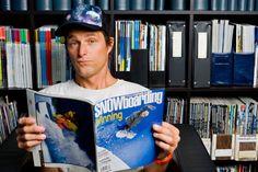 Leyendas del Snowboard: Todd Richards | Lugares de Nieve