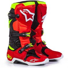 TECH 10 Limited Edition Torch Boots