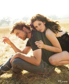 Photos: Outtakes from the Twilight Shoot