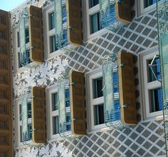 Trieste - Palazzo facade