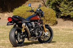 Kawasaki Z900 Z1 - made by Sanctuary